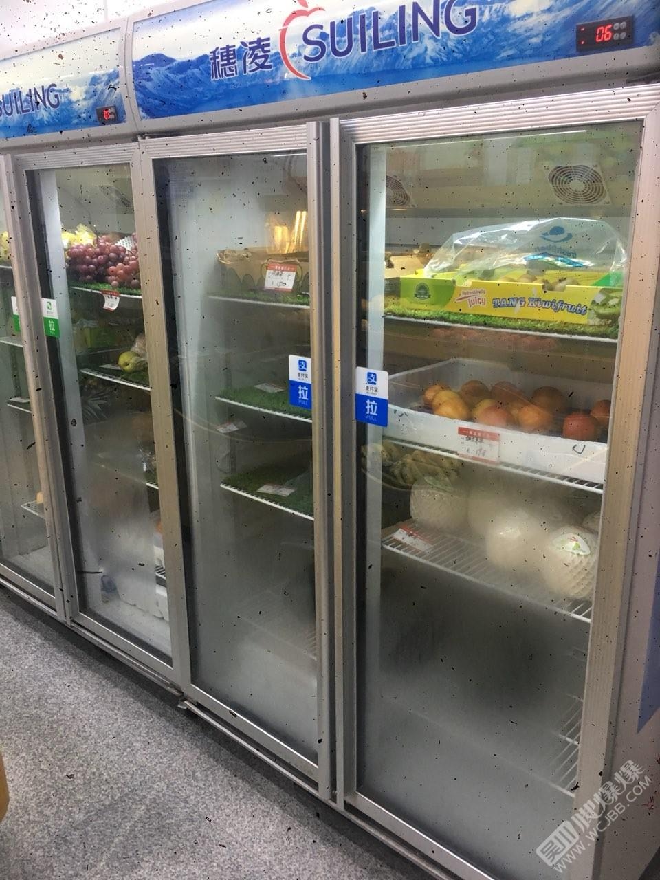 冰柜管道结构图