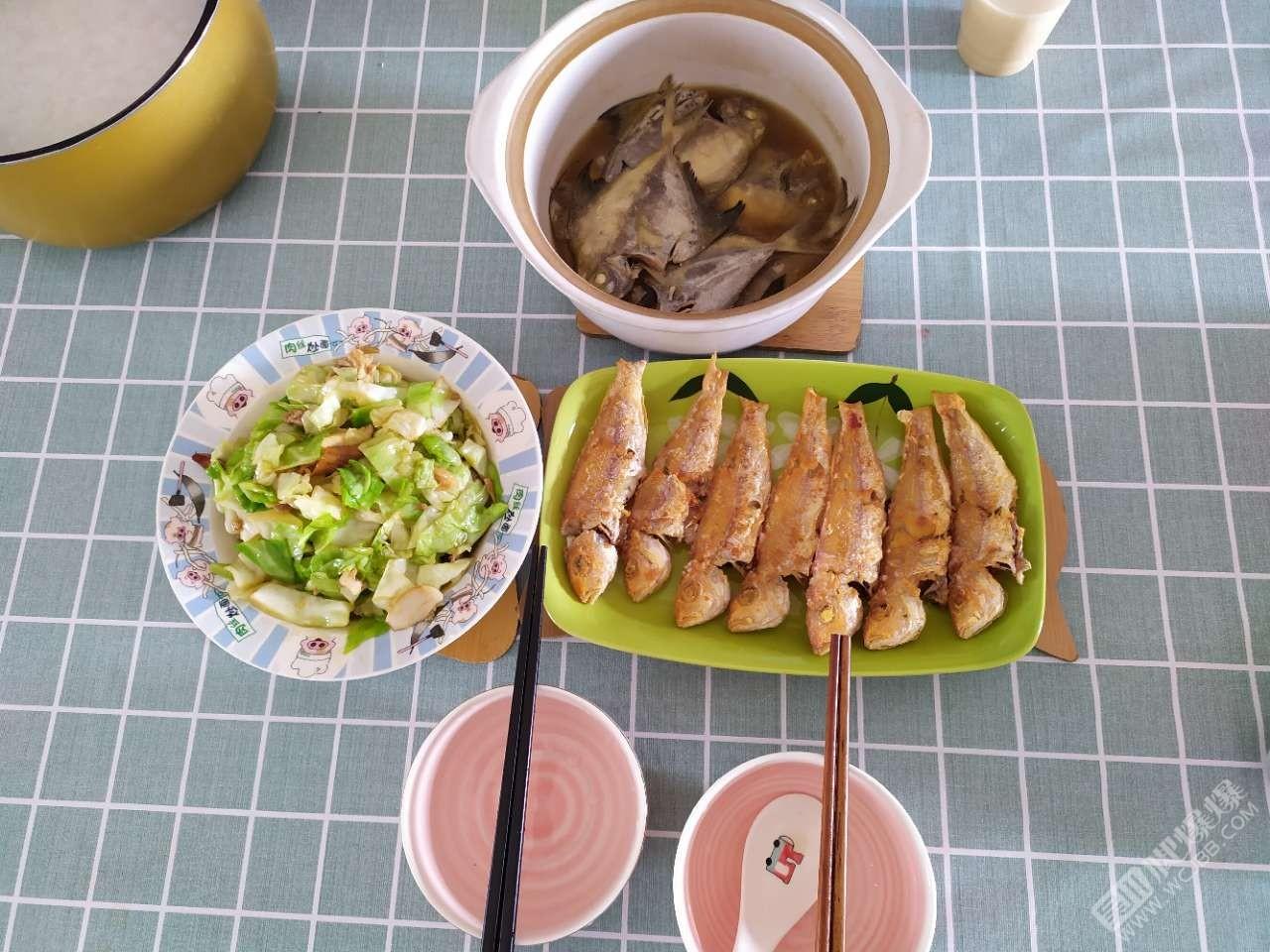 午餐愉快的
