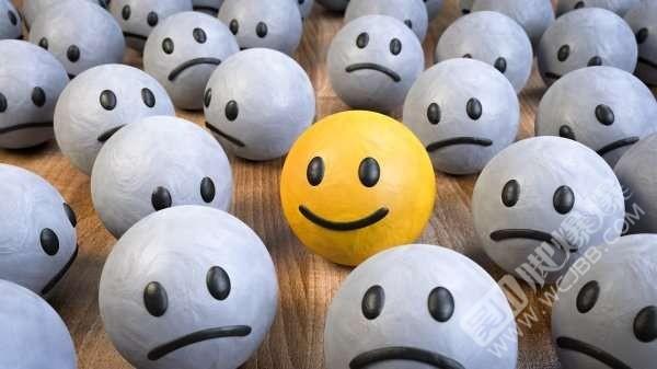 笑容只是假象藏在微笑背后的抑郁症(图)