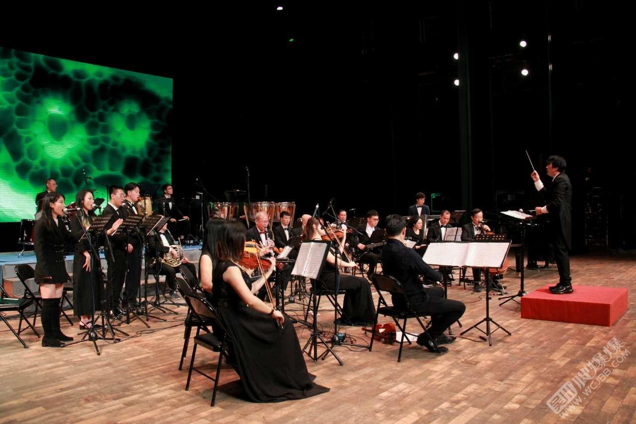聆听——管弦乐团交响音乐会